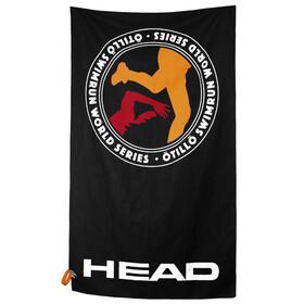 Head ÖTILLÖ Swimrun Sport Microfiber Towel Black